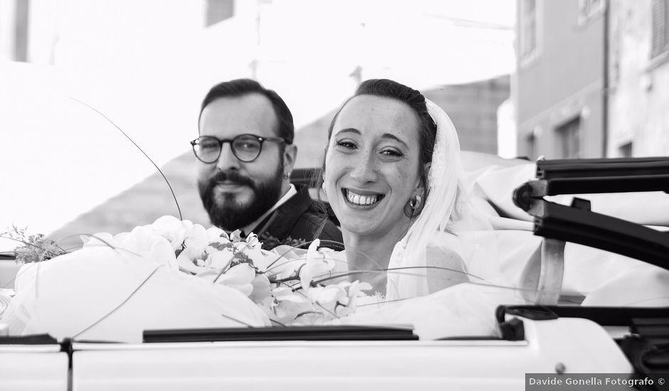 Il matrimonio di Mattia e Annamaria a Sestri Levante, Genova