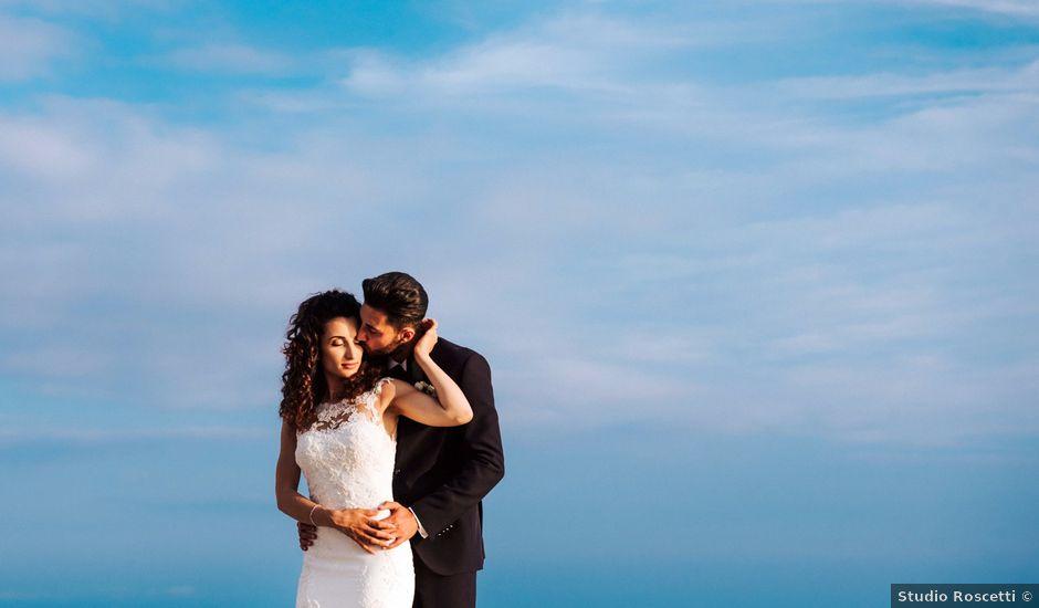 Il matrimonio di Piergiuseppe e Rossana a Cetraro, Cosenza