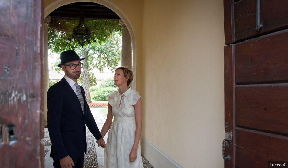 Il matrimonio di Federico e Federica a Olgiate Comasco, Como