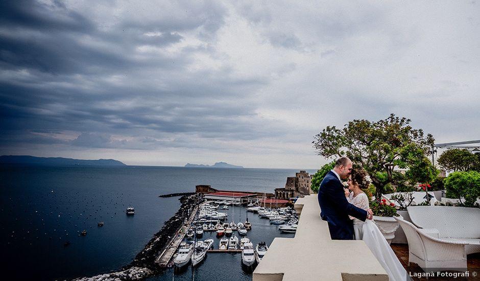 Il matrimonio di Alfonso e Carla a Napoli, Napoli