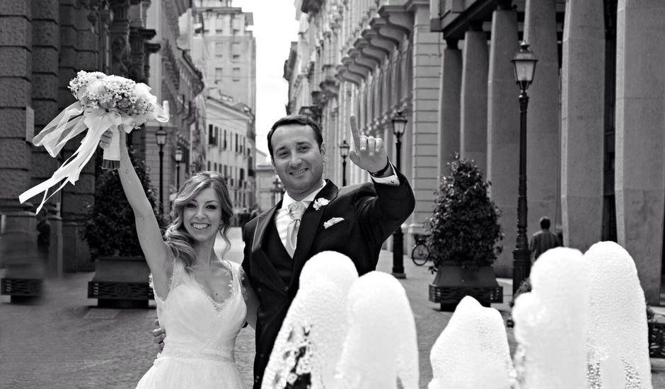 Il matrimonio di Mario e Ambra a Chieti, Chieti