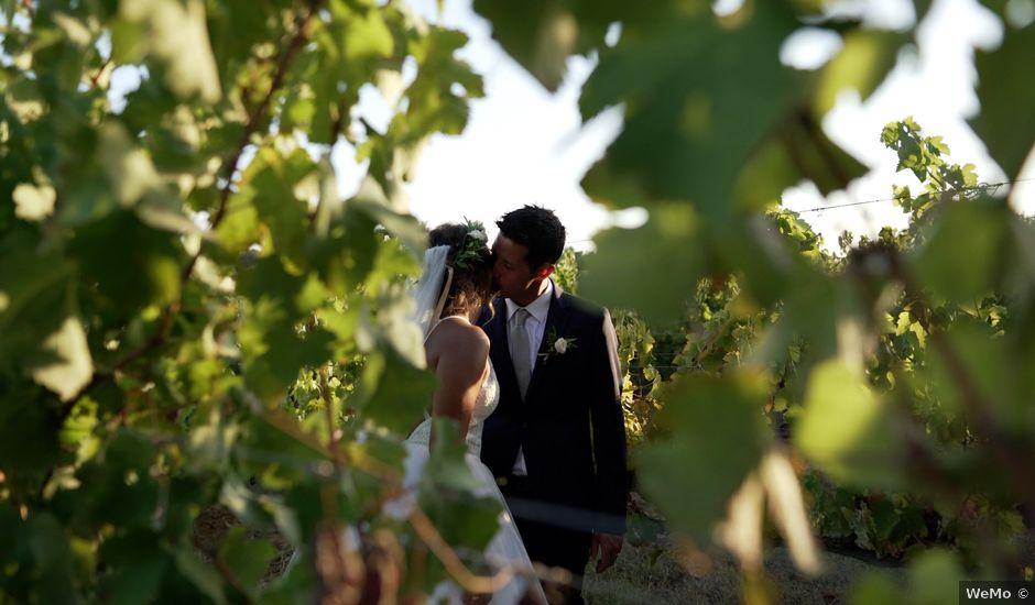 Il matrimonio di Carlo e Gaia a Collesalvetti, Livorno