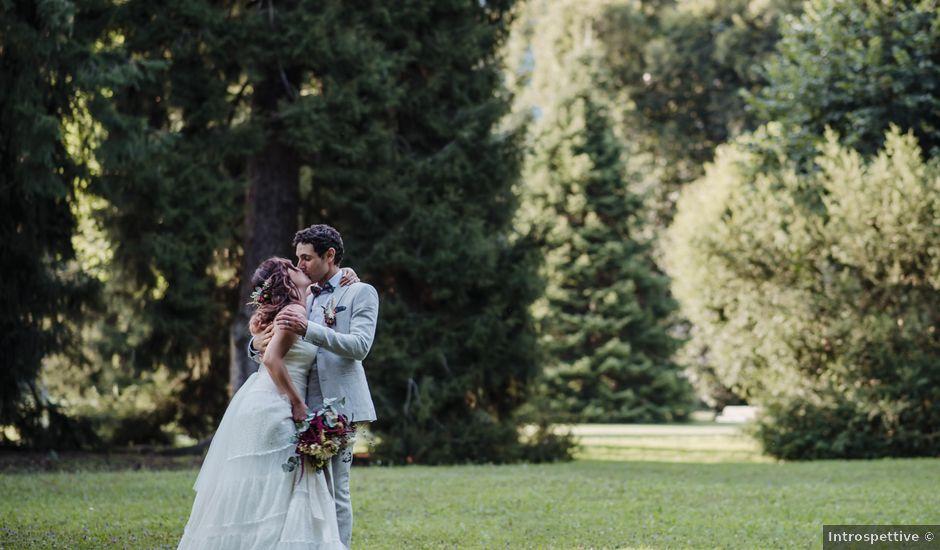 Il matrimonio di Stefano e Carol a Levico Terme, Trento