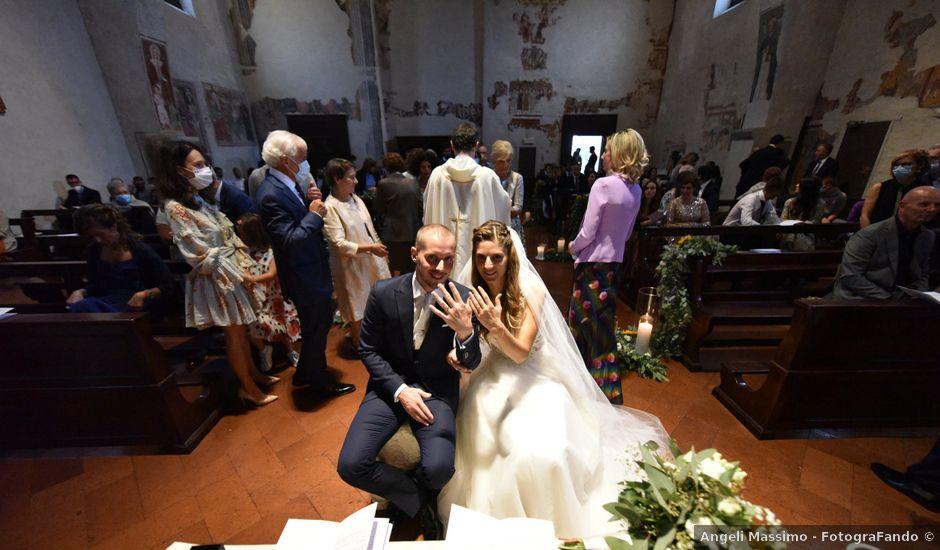 Il matrimonio di Alessandro e Stella a Bergamo, Bergamo