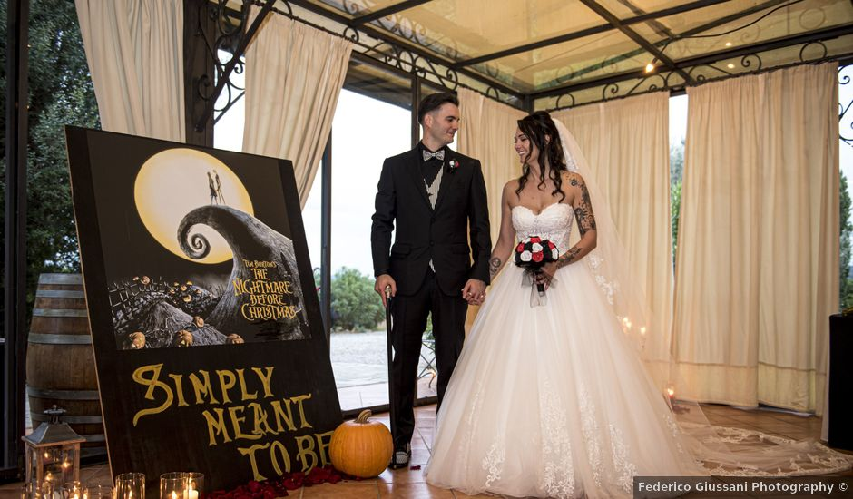 Il matrimonio di Andrea e Gemma a Massa Marittima, Grosseto