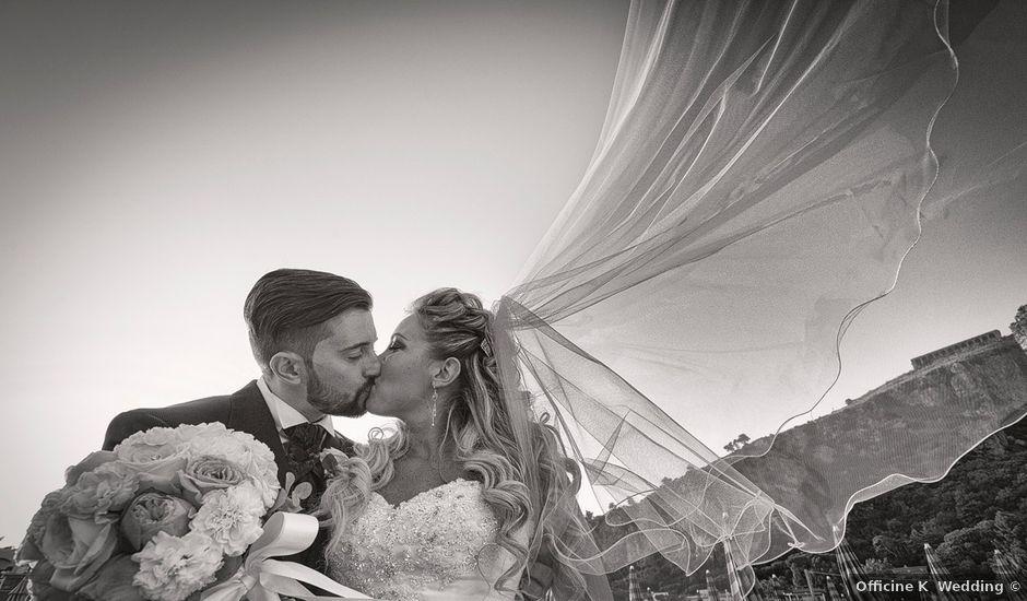 Il matrimonio di Marco e Gloria a Terracina, Latina
