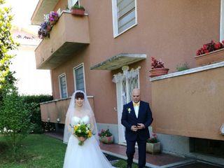 Le nozze di Sara e Denis 1