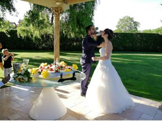 Le nozze di Sara e Denis