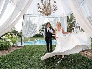 Le nozze di Serena e Alejandro 1