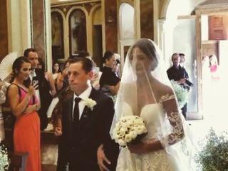 Le nozze di Samantha  e Giovanni 1