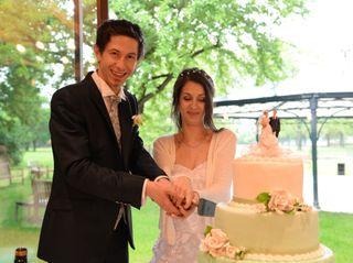 Le nozze di Amanda e Marco