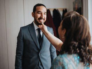 Le nozze di Sonia e Jorge 3