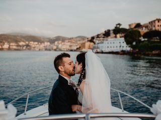 Le nozze di Roberta e Michail