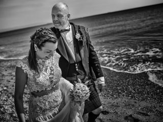 Le nozze di Stefania e Mark