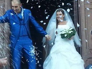 Le nozze di silvia e omar 1