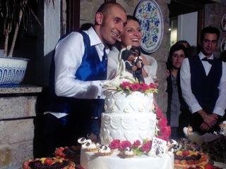 Le nozze di silvia e omar