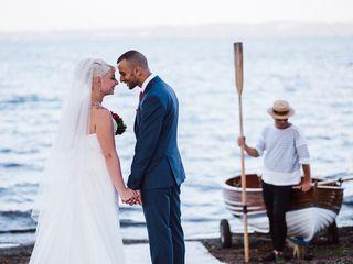 Le nozze di Tarik e Simona