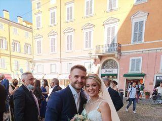 Le nozze di Francesca e Dino 2