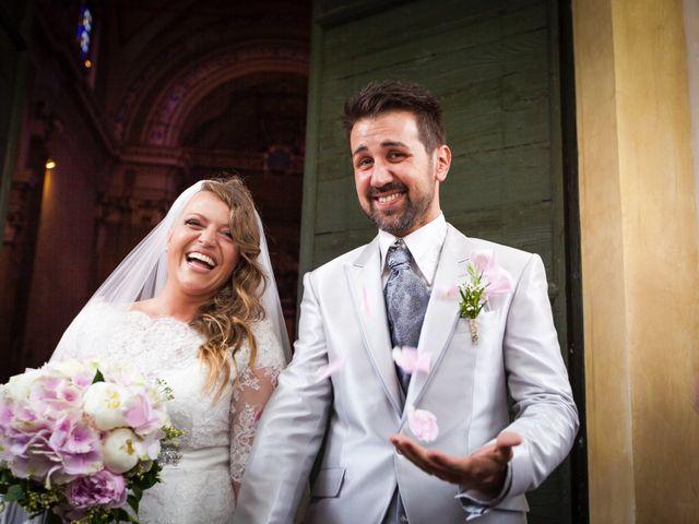 Il matrimonio di Fabio e Jennifer a Bergamo, Bergamo 8