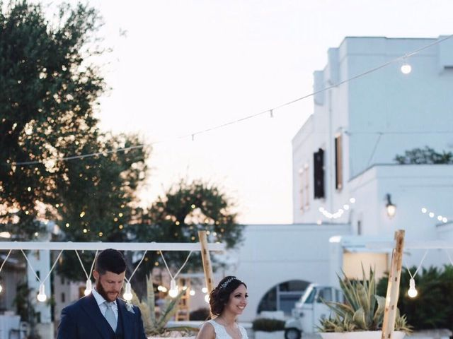 Il matrimonio di Luigi e Sara a Palagiano, Taranto 8