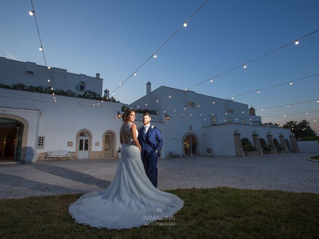 Il matrimonio di Luigi e Sara a Palagiano, Taranto 11