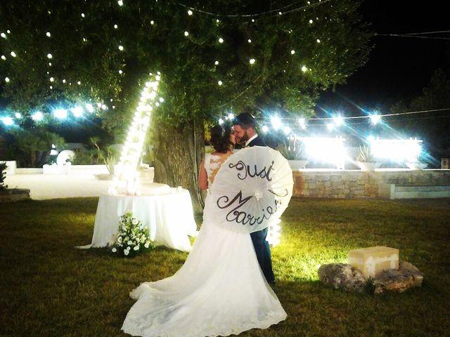 Il matrimonio di Luigi e Sara a Palagiano, Taranto 20