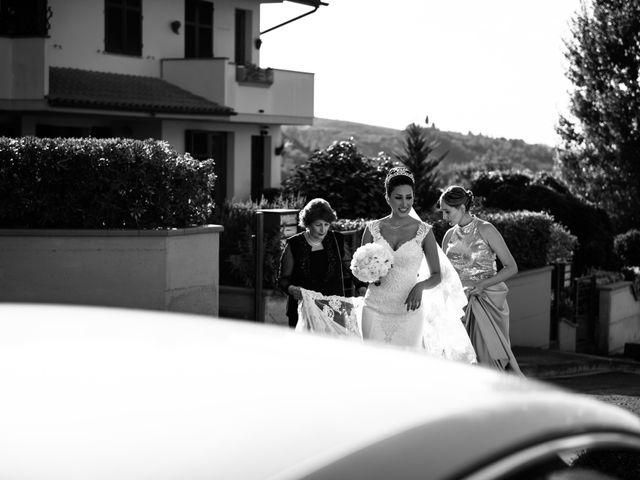 Il matrimonio di Marco e Lida a Montespertoli, Firenze 34