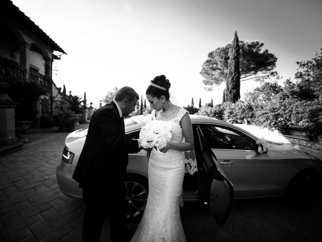 Il matrimonio di Marco e Lida a Montespertoli, Firenze 37