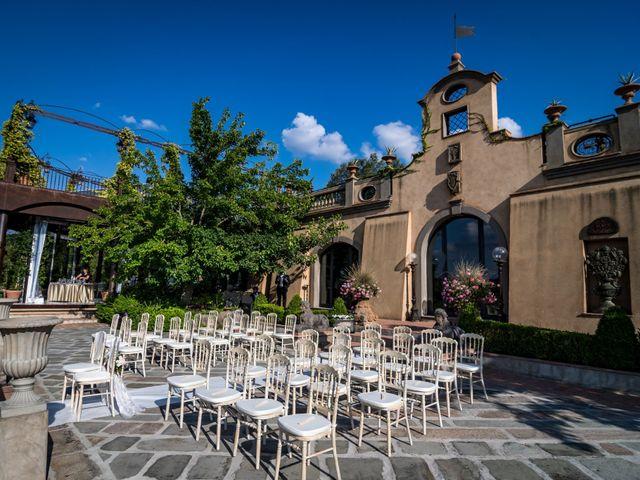 Il matrimonio di Marco e Lida a Montespertoli, Firenze 38