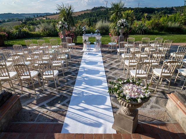 Il matrimonio di Marco e Lida a Montespertoli, Firenze 39