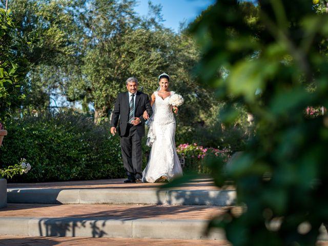 Il matrimonio di Marco e Lida a Montespertoli, Firenze 42