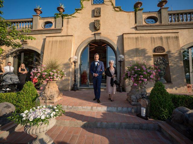 Il matrimonio di Marco e Lida a Montespertoli, Firenze 43