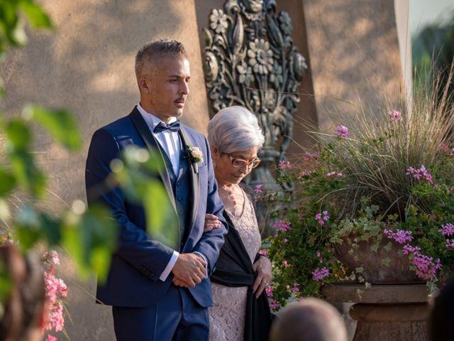 Il matrimonio di Marco e Lida a Montespertoli, Firenze 44