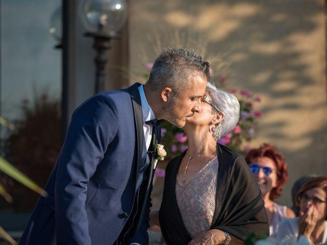 Il matrimonio di Marco e Lida a Montespertoli, Firenze 45