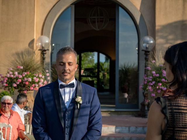 Il matrimonio di Marco e Lida a Montespertoli, Firenze 46