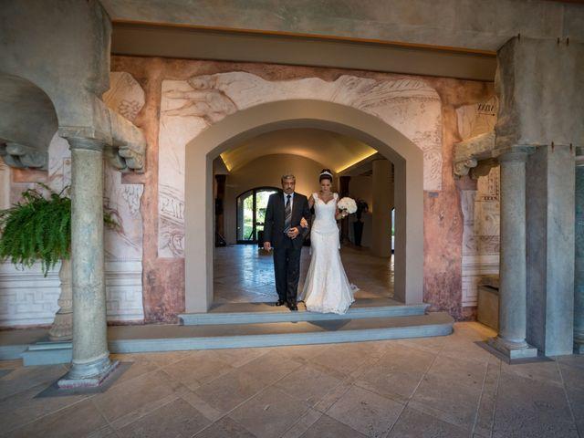 Il matrimonio di Marco e Lida a Montespertoli, Firenze 2