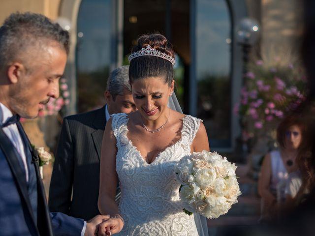 Il matrimonio di Marco e Lida a Montespertoli, Firenze 48