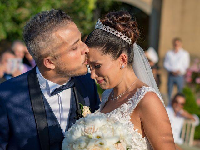 Il matrimonio di Marco e Lida a Montespertoli, Firenze 49