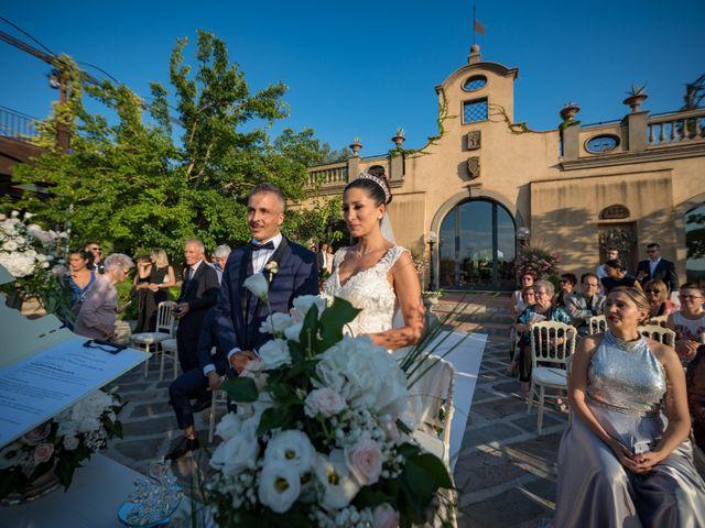 Il matrimonio di Marco e Lida a Montespertoli, Firenze 50