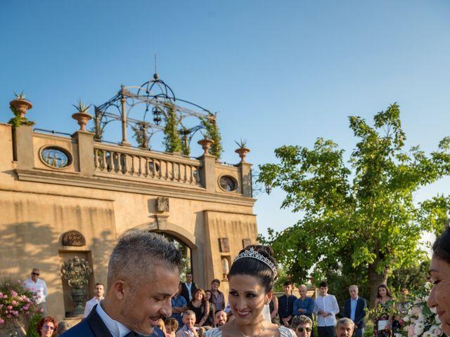 Il matrimonio di Marco e Lida a Montespertoli, Firenze 53