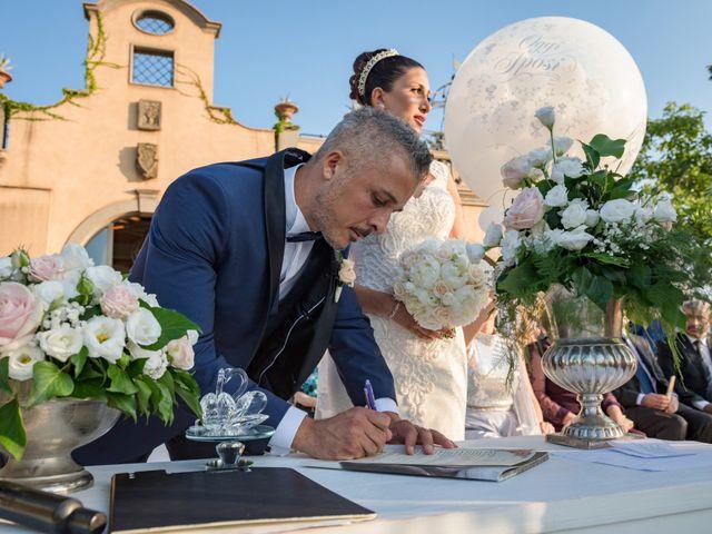 Il matrimonio di Marco e Lida a Montespertoli, Firenze 58