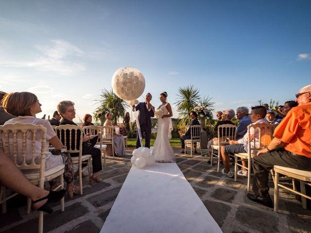 Il matrimonio di Marco e Lida a Montespertoli, Firenze 64