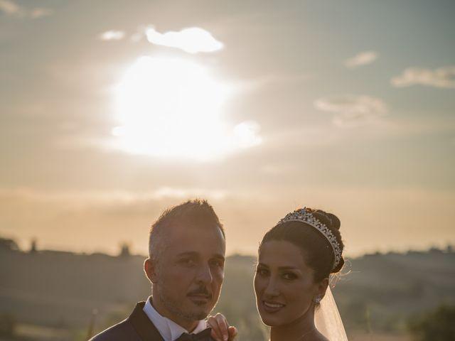 Il matrimonio di Marco e Lida a Montespertoli, Firenze 69