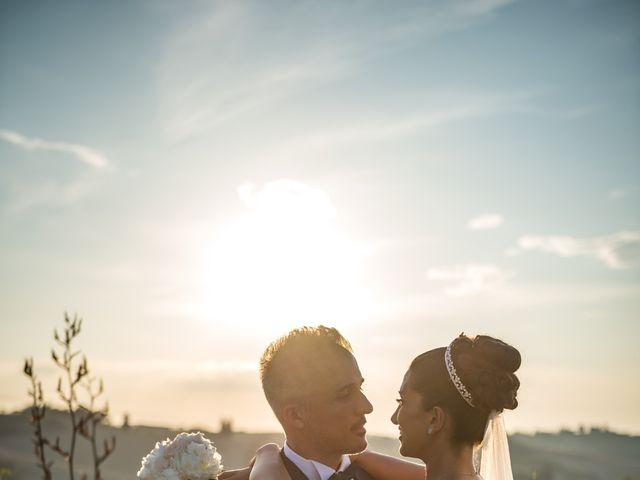 Il matrimonio di Marco e Lida a Montespertoli, Firenze 71