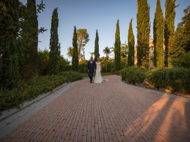 Il matrimonio di Marco e Lida a Montespertoli, Firenze 77