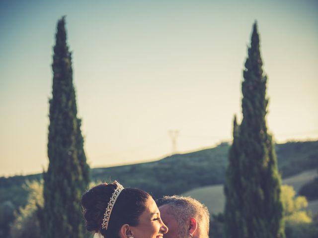 Il matrimonio di Marco e Lida a Montespertoli, Firenze 78