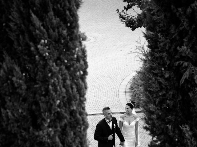 Il matrimonio di Marco e Lida a Montespertoli, Firenze 81