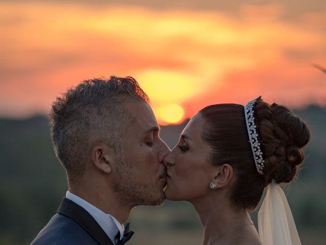 Il matrimonio di Marco e Lida a Montespertoli, Firenze 82