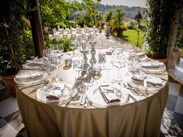 Il matrimonio di Marco e Lida a Montespertoli, Firenze 93