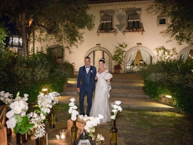 Il matrimonio di Marco e Lida a Montespertoli, Firenze 96